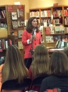 Author Clare Vanderpool