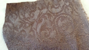 My gorgeous fabric!