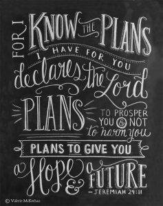 One of my many favorite Bible verses that helps keep me going in this crazy place of a world.