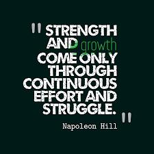 napoleon strength